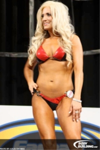 Arnold Amateur 2011 | Brittany